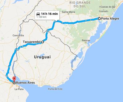 como-chegar-de-carro-de-porto-alegre-para-buenos-aires-argentina-via-uruguai-2
