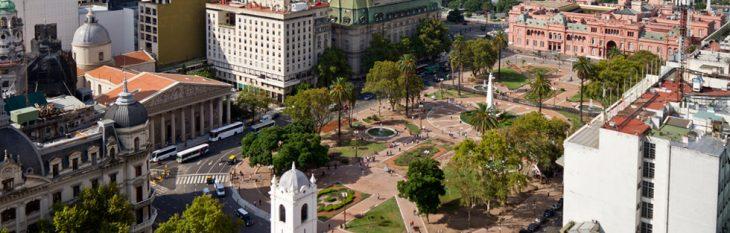 O que fazer no centro de Buenos Aires