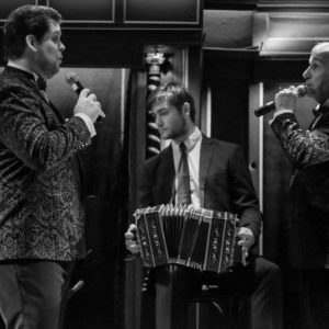 El Querandi Show Tango Jantar