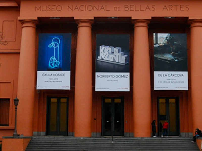 Museo Nacional de Belas Artes Buenos Aires