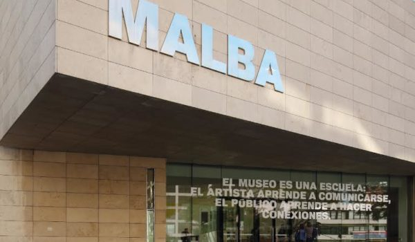 Malba Argentina Museo de Arte Latinoamericano Buenos Aires