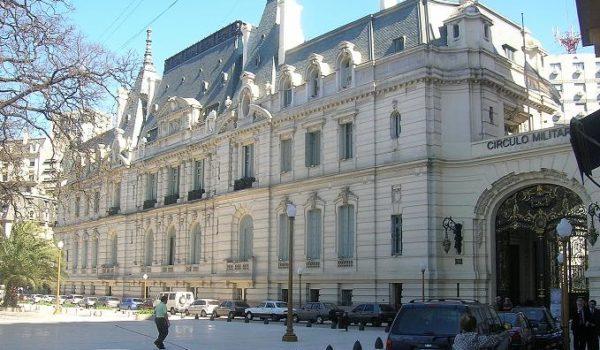 Palacio Paz Buenos Aires
