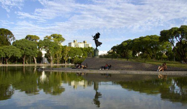 Parque Centenário Buenos Aires