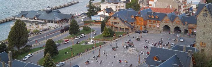 Centro Cívico Bariloche Patagônia Argentina