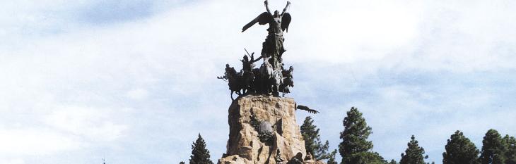 Cerro de la Gloria Mendoza 2