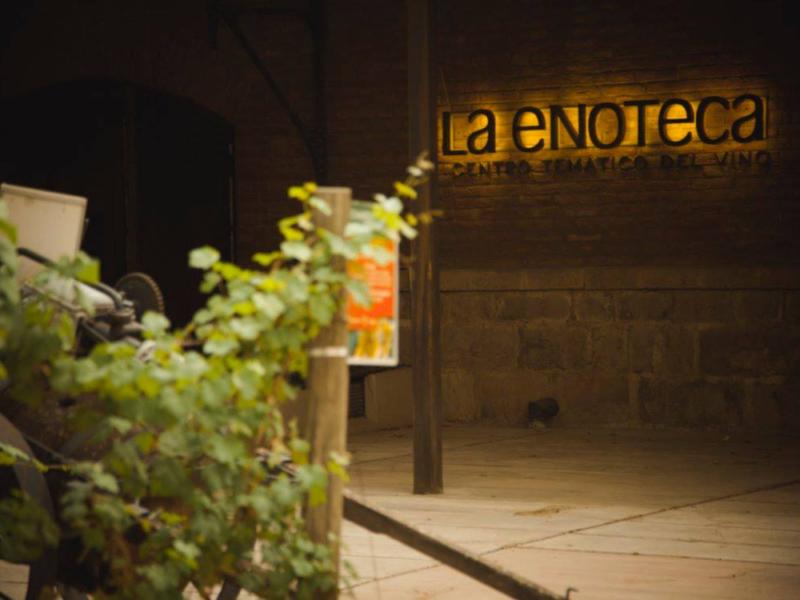 Enoteca Museu do Vinho Mendoza Argentina