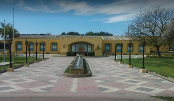 Museu da Área Fundacional Mendoza Argentina 2