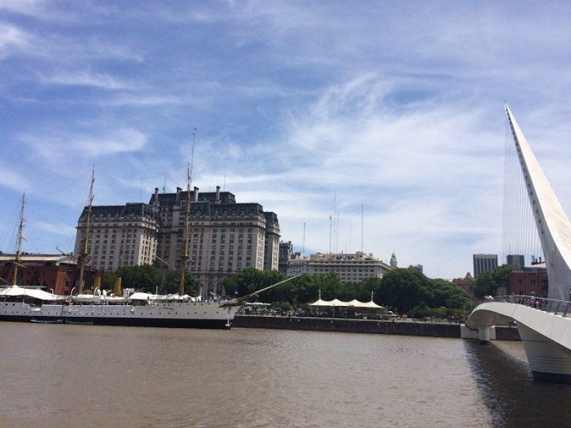O que fazer em Puerto Madero Buenos Aires