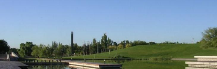 Parque Central Mendoza Argentina 1