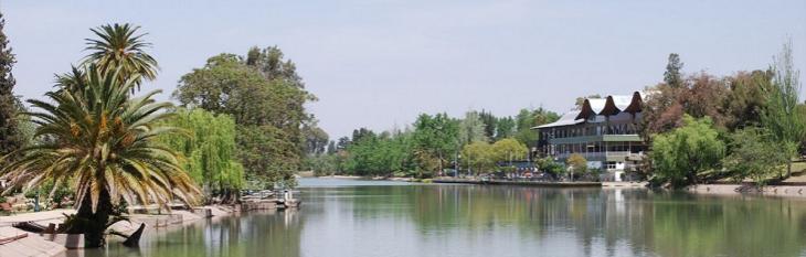 Parque General San Martín Mendoza Argentina