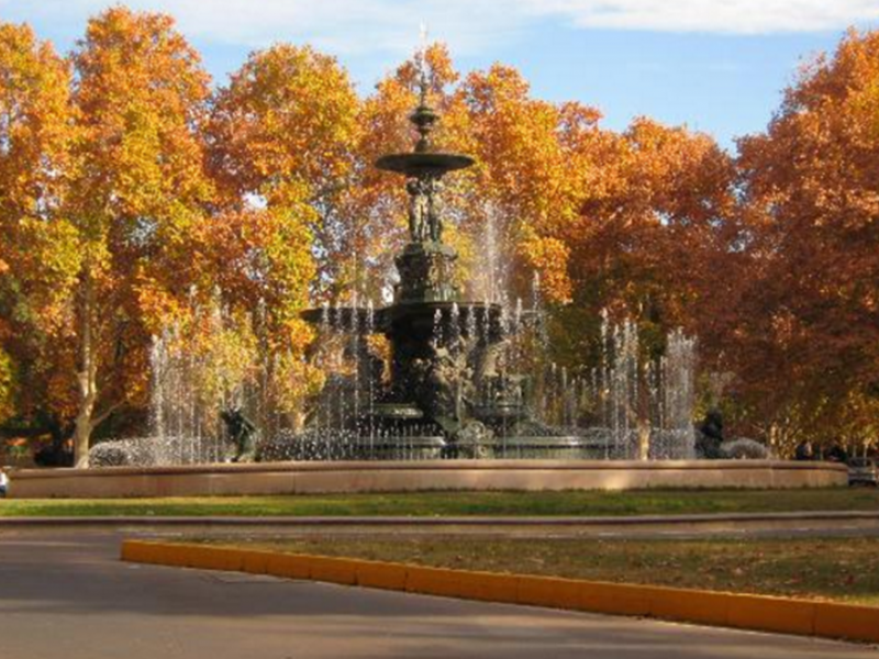 Parque General San Martin Mendoza Argentina 2