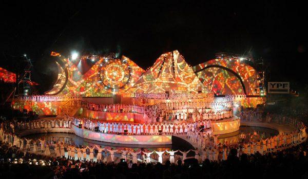 Fiesta de la Vendimia em Mendoza