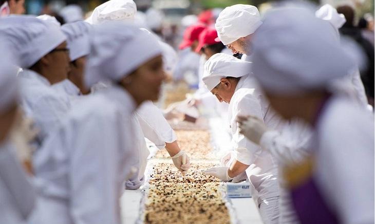 A Páscoa na Argentina Bariloche Festa Nacional do Chocolate 1