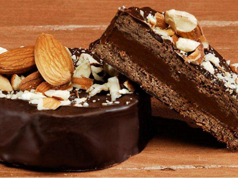 Abuela Goye Bariloche Chocolateria Argentina
