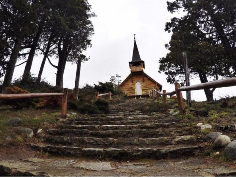 Capela San Eduardo Bariloche Argentina