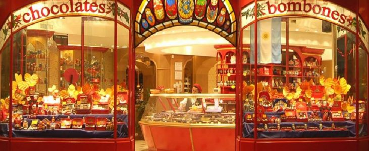 Chocolateria Mamuschka Bariloche