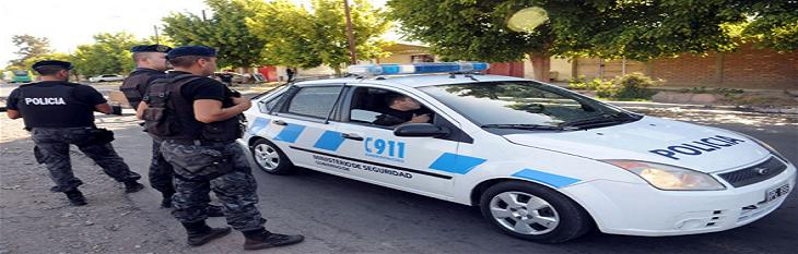 Polícia Federal Argentina 1