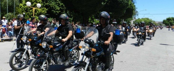 Polícia Rio Negro Bariloche Argentina