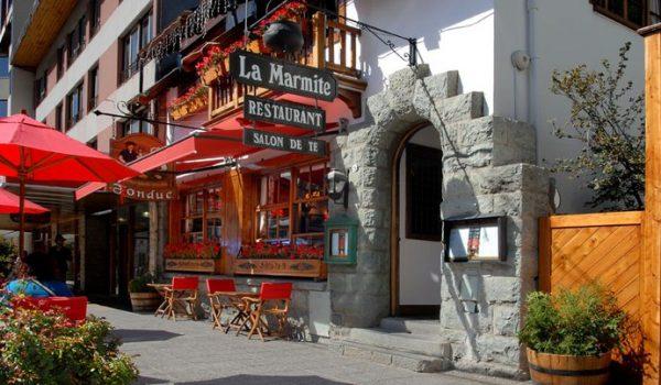 Restaurante La Marmite Bariloche