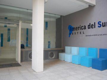America del Sur Hostel Buenos Aires Argentina 12