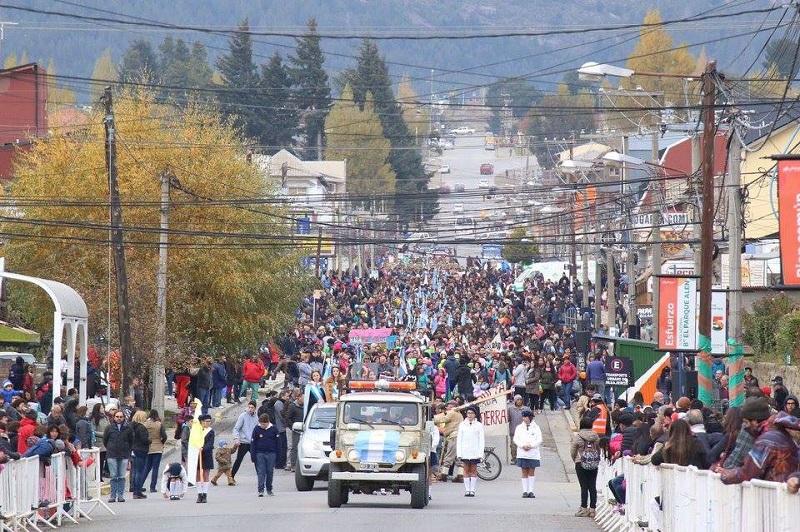 Bariloche completa 115 anos Argentina 8