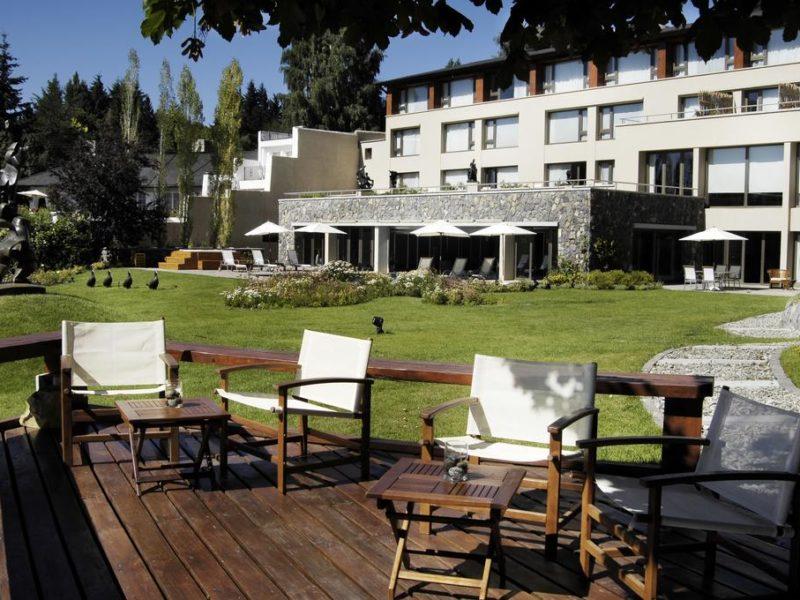 El Casco Art Hotel Bariloche Argentina 8