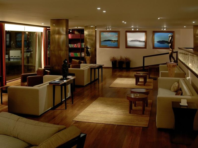 El Casco Art Hotel Bariloche Argentina