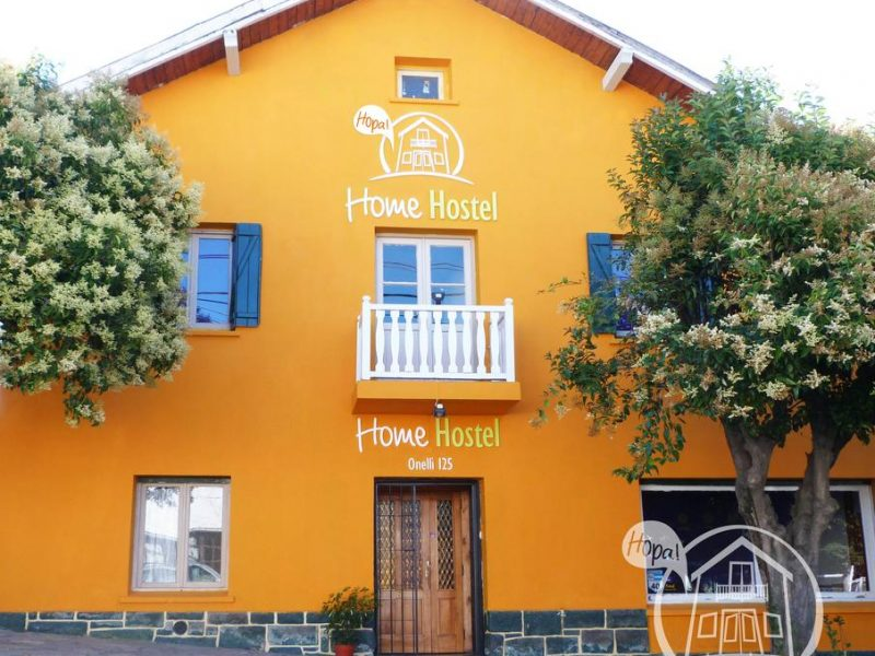 Hopa Home Patagonia Bariloche Hostel Argentina 10