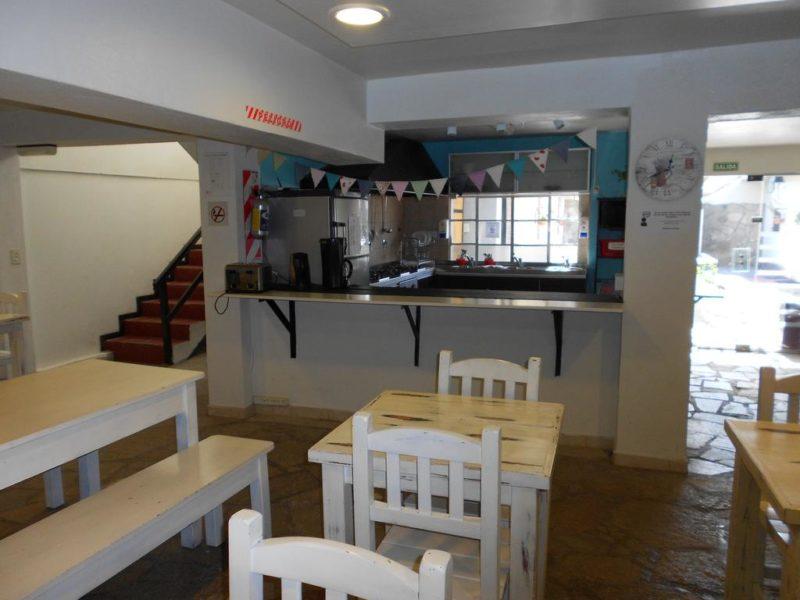 Hostel Los Troncos Bariloche Argentina 0