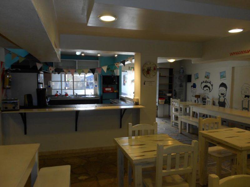 Hostel Los Troncos Bariloche Argentina 1
