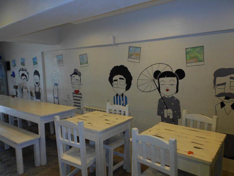 Hostel Los Troncos Bariloche Argentina