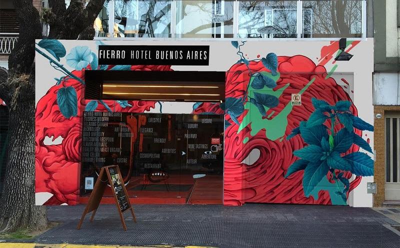 Hotéis em Buenos Aires Argentina 10