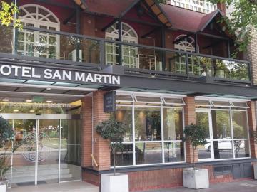 Hotel San Martin Mendoza Argentina 1