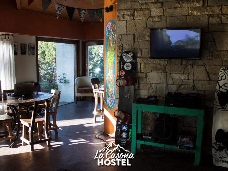 La Casona Hostel Bariloche Argentina 0