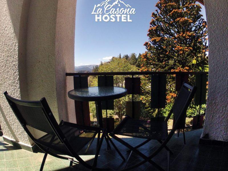 La Casona Hostel Bariloche Argentina 1