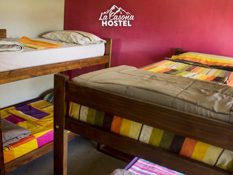 La Casona Hostel Bariloche Argentina