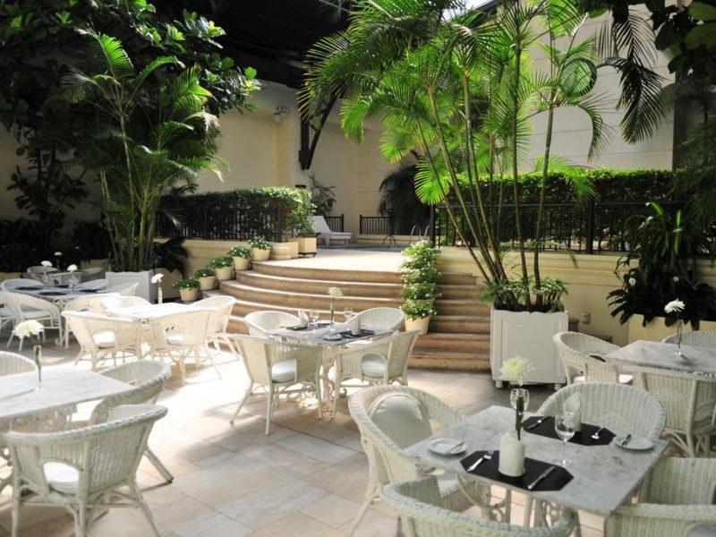 Loi Suites Recoleta Hotel 9