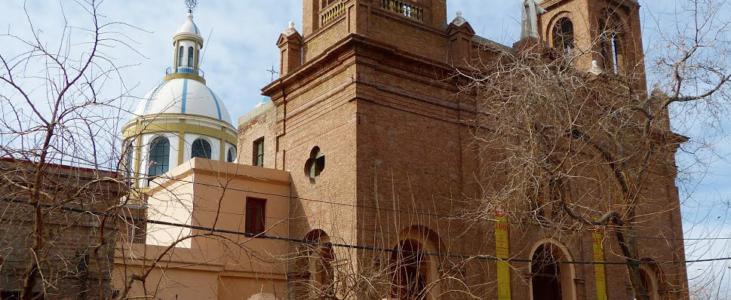 Igrejas Mendoza Nossa Senhora das Mercês