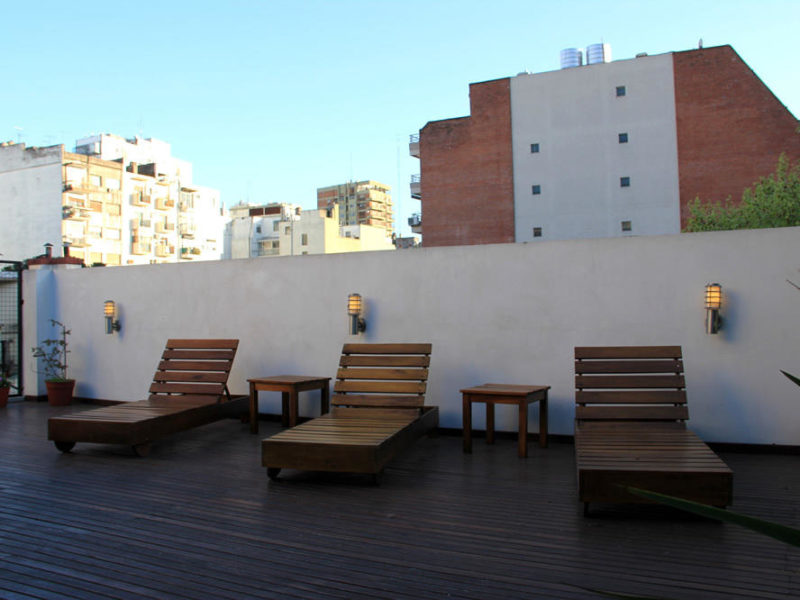 Reina Madre Hostel Buenos Aires Argentina3