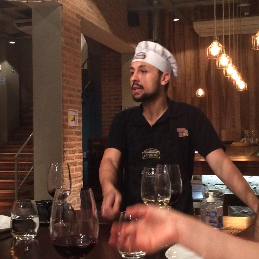 the argentine experience jantar diferente em buenos aires