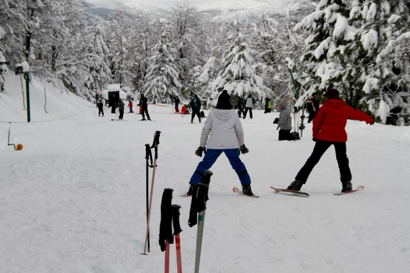 Esquiar em Bariloche 1