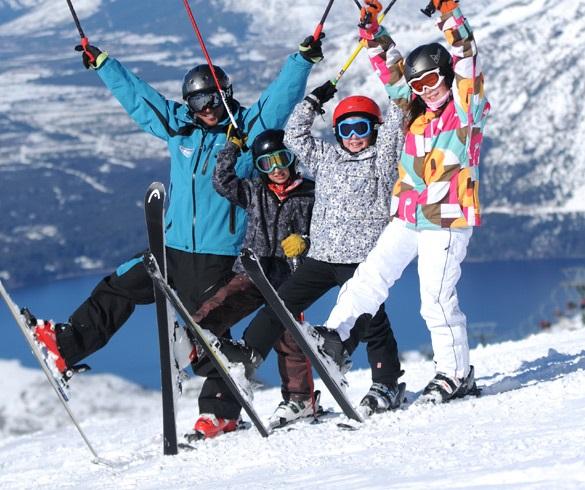 Esquiar em Bariloche 3