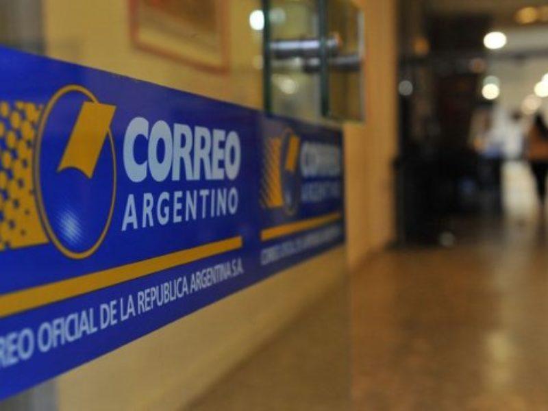 Correio Argentino El Calafate