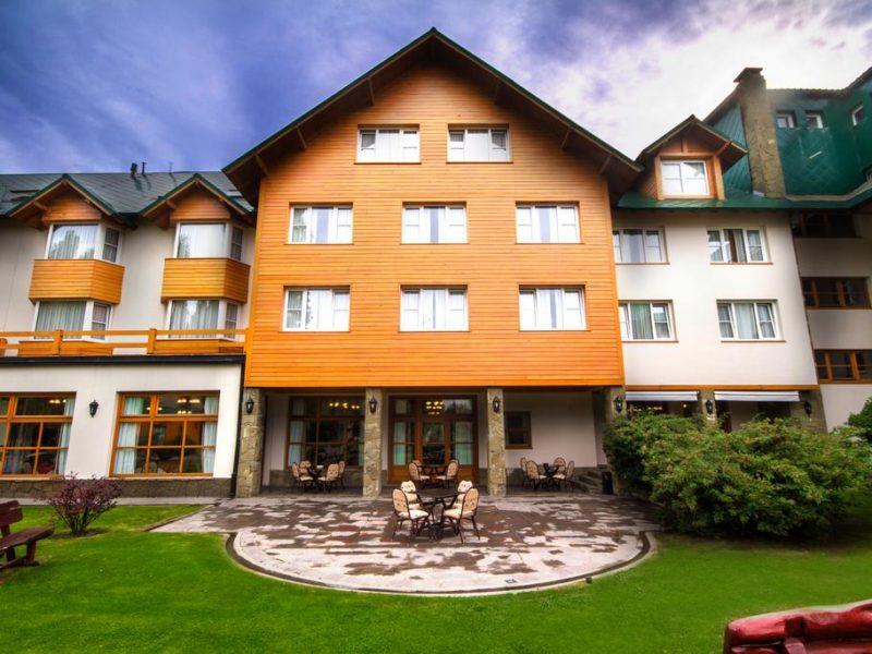 Hotel Kosten Aike El Calafate Argentina 12