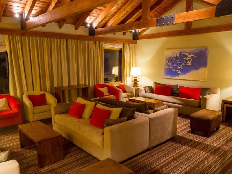 Hotel Mirador del Lago El Calafate Argentina 1