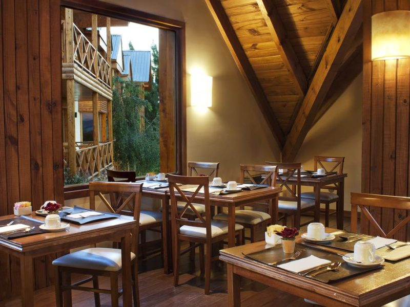 Hotel Mirador del Lago El Calafate Argentina 32