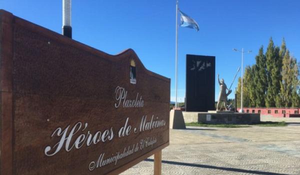Praça Héroes de Malvinas