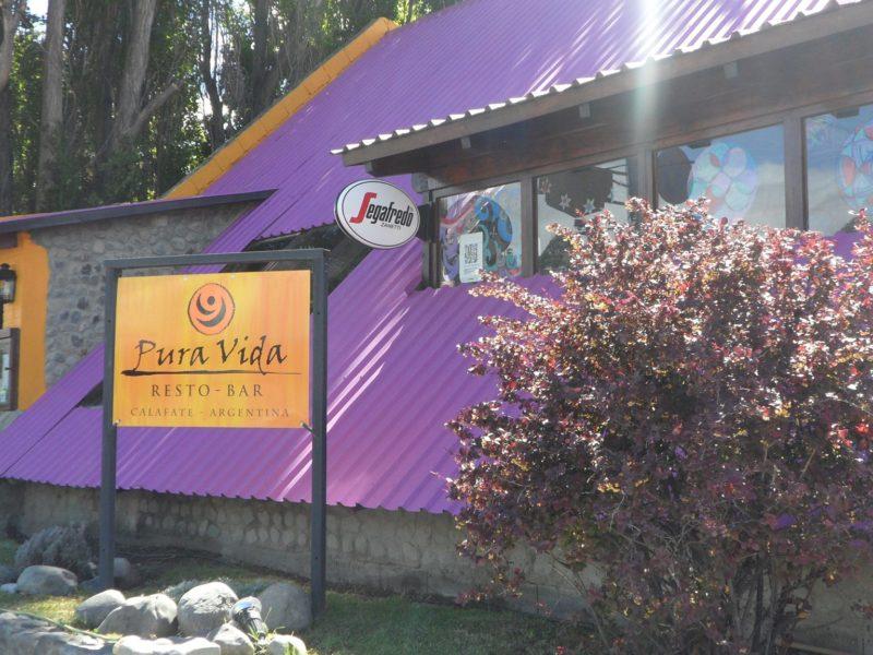 Pura Vida Resto Bar El Calafate Argentina