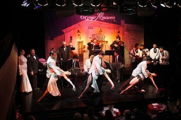 Os melhores shows de tango de buenos aires El Viejo Almacen