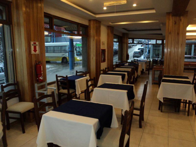 Hotel Tierra del Fuego 1